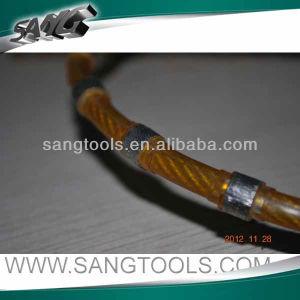 Diamond Wire Saw D8.5 for Hard Granite pictures & photos