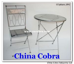 Round Metal Table (CC98201)