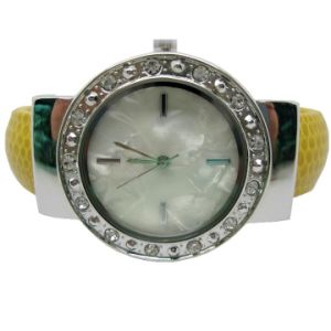Lady Bracelet Watch With Diamond for Promotional Gifts (LW-2001)