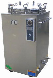 Vertical High Pressure Steam Sterilizer Autoclave pictures & photos