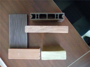 PVC WPC Plastic Windows and Doorframe Profiles Extrusion Machine pictures & photos