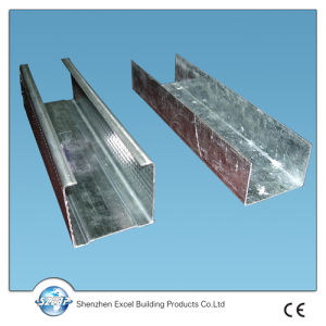 Galvanized Steel Support Profile