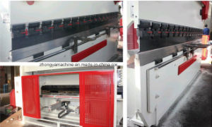 Hydraulic Press Brake CNC Bending Machine Pbh-100ton/3200mm pictures & photos