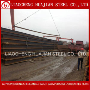 Q345b Material H Beam Steel for Construction pictures & photos