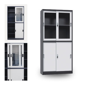 Storage Cabinet with Metal Handle (SPL-MOSC2) pictures & photos