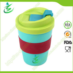 8 Oz BPA-Free Affordable Promotional Coffee Cup with Lid pictures & photos