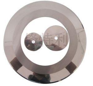 Round Tungsten Carbide Carton Cutting Knife (37669) pictures & photos