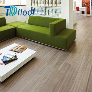 Waterproof Durable Healthy Click PVC Vinyl Floor Tile pictures & photos