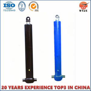 Front-End Hydraulic Cylinder with Piston Eye pictures & photos