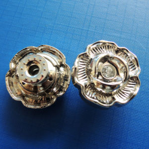 Jeans Metal Shank Button for Garment (SK00404) pictures & photos