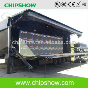 Chipshow P10 High Resolutin Digital Mobile LED Display pictures & photos
