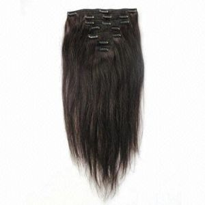 Brazilian Clips on Hair Extension