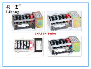 200: 1, 400: 1 China Metal Frame Stepper Motor Counter Manufacturer for Both Single and Three Phase Meter
