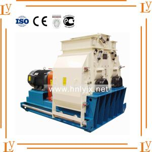 Ce Approved Siemens Motor Feed Corn Hammer Mill for Sale pictures & photos