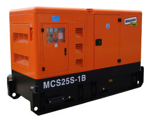 Power Generator (CUMMINS, 25KVA-2000KVA, 50HZ)