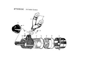 China Diesel Engine and Chinese Tractor Spare Part