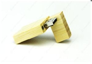 Wholesale Price Wooden Bamboo USB Flash Drive (OM-W050) pictures & photos