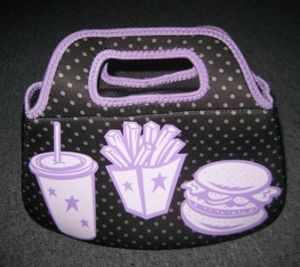 Lovely Beautiful Lunch Tote Bag for Children pictures & photos