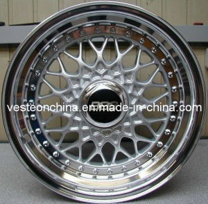 Alloy Wheel 26inch with Fine Workmanship pictures & photos