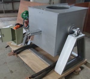 Mf-100kg Melting Furnace pictures & photos