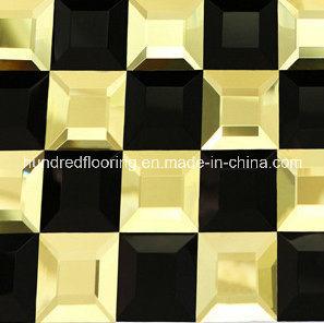Mosaic Tile Diamond Mirror Mosaic (HD042) pictures & photos