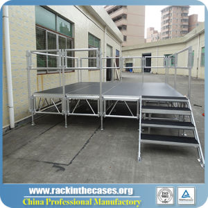 Rk Aluminum Stage with High Bearing for Event pictures & photos