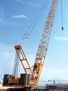 Leading XCMG Xgc180 Crane (XGC180, XCMG) pictures & photos