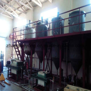 Complete Set of Soybean Oil Processing Equipment pictures & photos