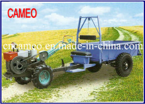 Cp131 7HP-14HP Diesel Hand Tractor Farm Tractor Agriculture Tractor Diesel Walking Tractor pictures & photos