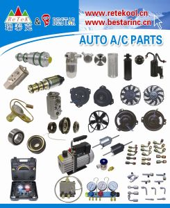 Auto A/C Parts / Auto Air Conditioning Parts pictures & photos