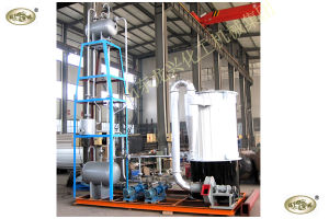 compact thermal oil heater for hot roller pictures & photos