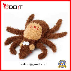 Furry Stuffed Plush Spider Furry Animal Dog Toy Pet Toys pictures & photos