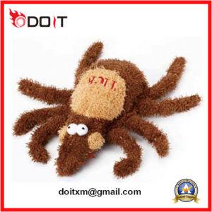 Furry Stuffed Plush Spider Furry Animal Dog Toy Pet Toys pictures & photos