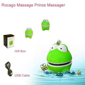 Unique Vibration Massager Portable Handheld Massager pictures & photos
