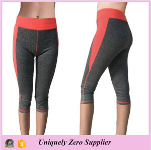 Good Quality Breathable Women Yoga Pants Sport Fitness Pants for Gym pictures & photos