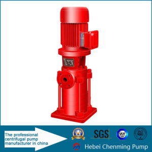 High Pressure Ss Vertical Multistage Centrifugal Water Pump pictures & photos