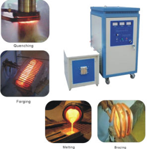 Saving Energy Portable Induction Coil Heating Pipe Bending Machine pictures & photos