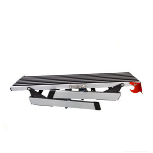 Aluminum Step Working Platform by CE/En 131 Approved pictures & photos