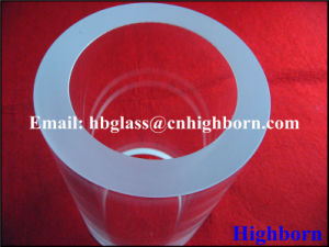 Polishing Wall Thickness Fused Quartz Glass Pipeline Supplier pictures & photos