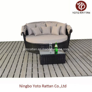 Outdoor Wicker Large Daybed (1115) pictures & photos