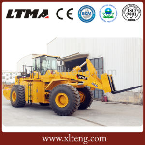 Ltma Diesel Loader 26 Ton Forklift End Loader pictures & photos