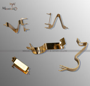 Beryllium Copper Spring Contact for Kwh Meter (MILE-CTL005) pictures & photos