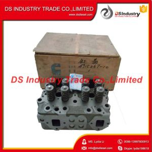 Excellent Performance Cummins Engine Nta855 Cylinder Head 4915267 3411805 pictures & photos