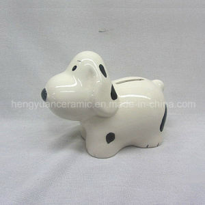 Ceramic Spotty Dog Cion Bank, Money Bank pictures & photos