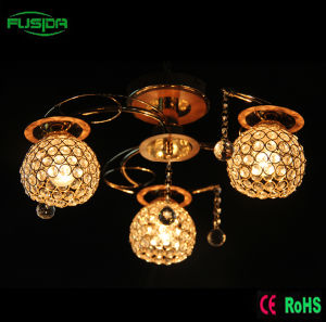 3 Lamps 5 Lamps Crystal Ceiling Light Chandelier Light for Home/Hotel Project pictures & photos
