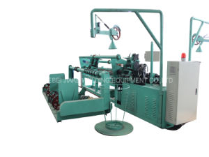 Full Automatic Heavy Type Chain Link Fence Machine pictures & photos