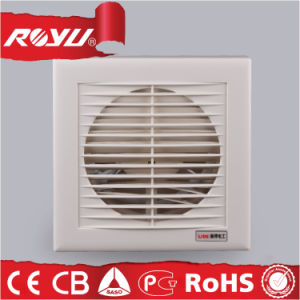 Ventilation 4 Inch Small Size Kitchen Window Exhaust Fan