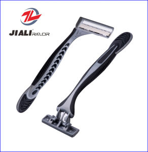 Superb Triple Blade Disposable Shaving Razor (Goodmax) pictures & photos