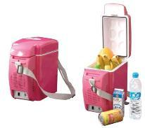 Innovative Mini Fridge 7 Liter DC12V, AC100-240V in Both Cooling and Warming Function pictures & photos