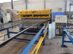 Fence Panel Wire Mesh Machine pictures & photos